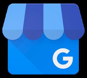 Logomarca Google Meu Negócio